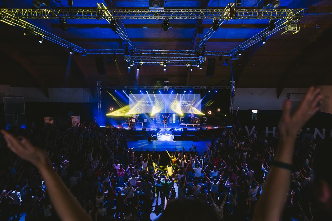 fotka koncertu