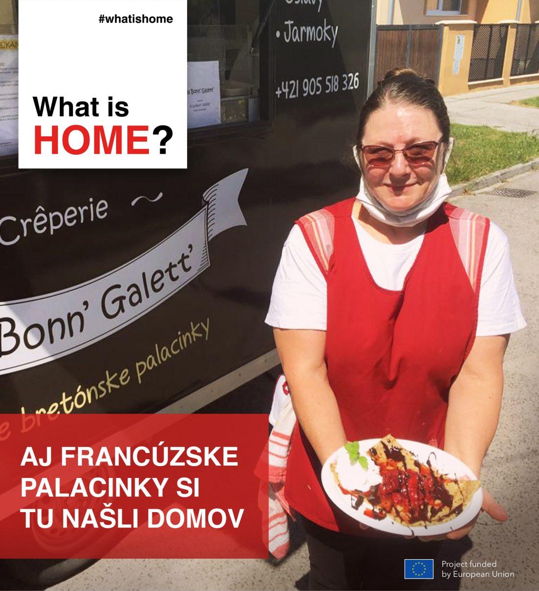 Diskurz o migrantoch a utečencoch založený na faktoch: Kampaň Čo je domov – #whatishome