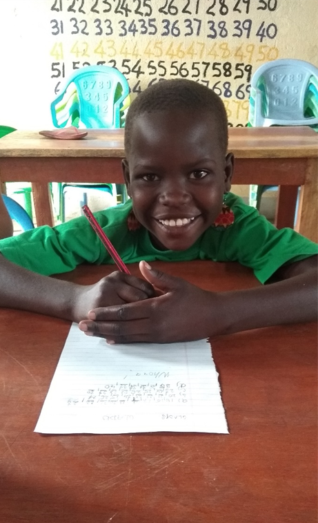 Deň dobrovoľníka v centre Gift of Love v Ugande