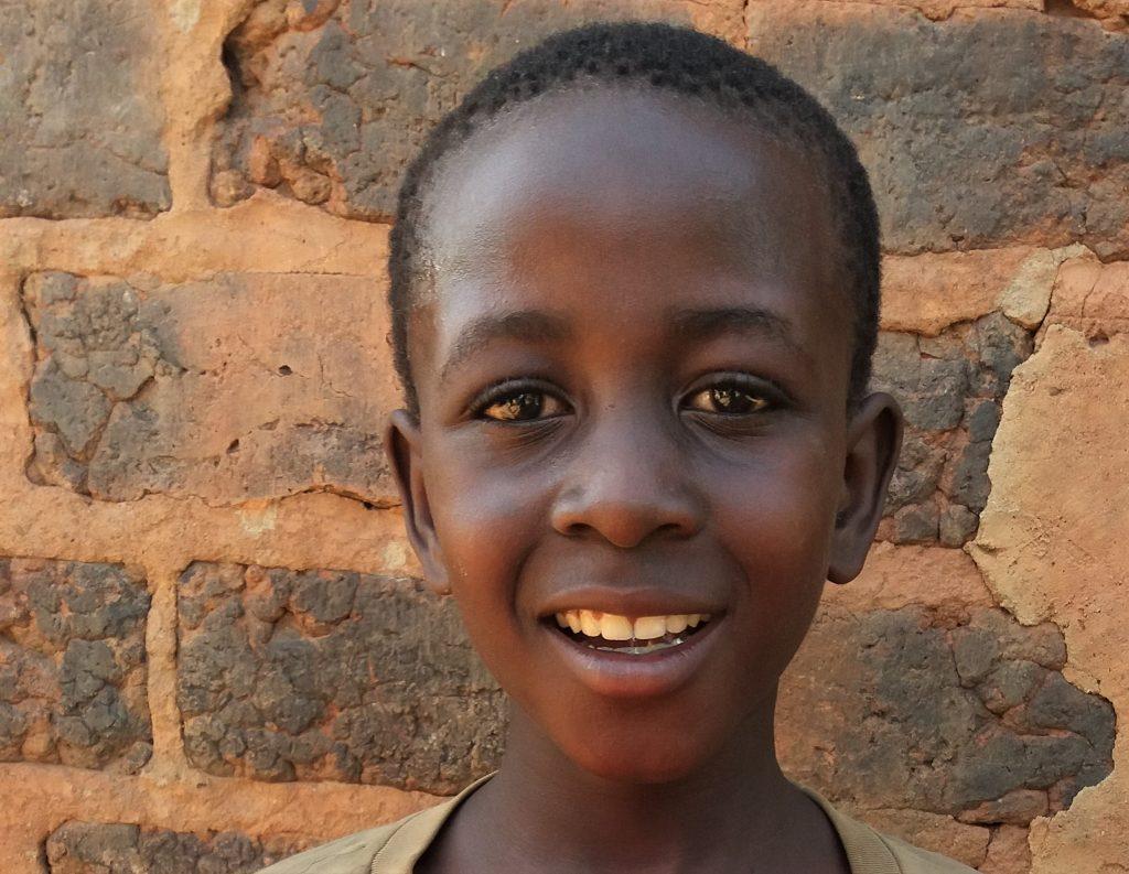 portrét chlapca