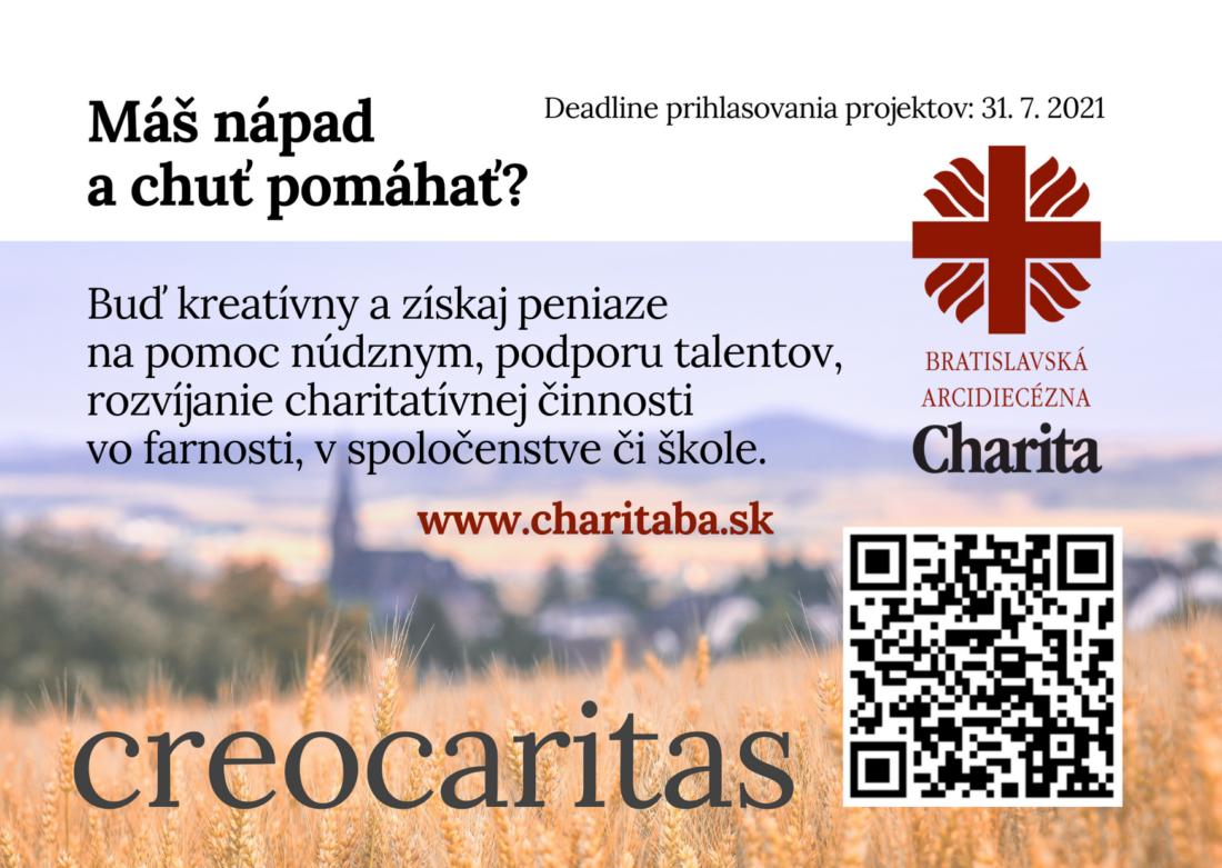 grant pomoc ľuďom Bratislava